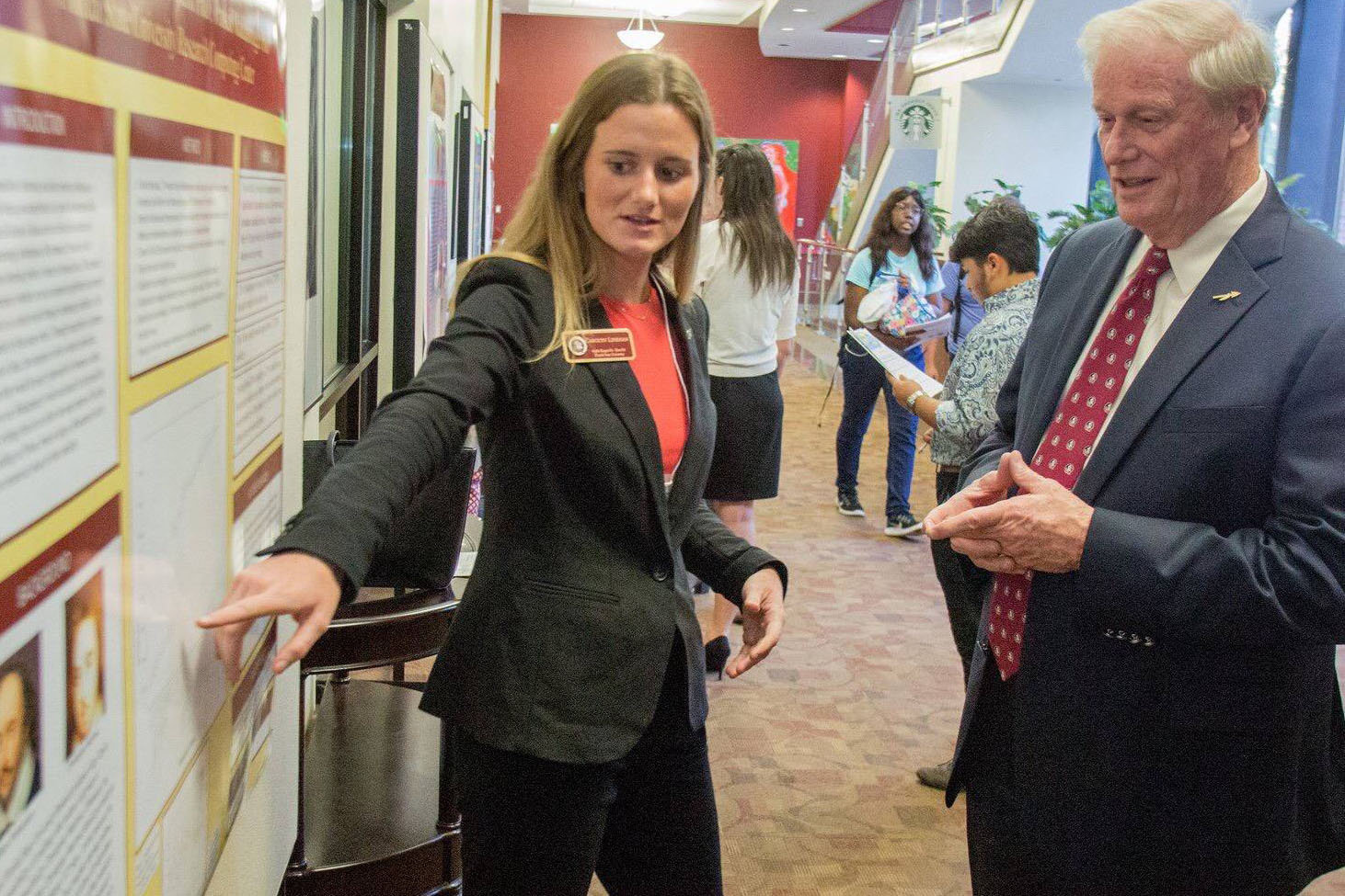 President's Showcase for Undergraduate Research Excellence